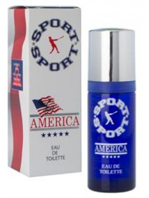 Milton Lloyd Men's Perfume - America Sport (50ml EDT)