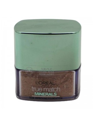 L'Oreal Paris True Match Minerals Skin-improving Foundation-Rose Ivory(10g)