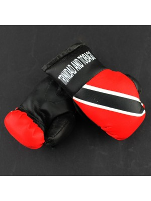 Mini Boxing Gloves - Trinidad and Tobago