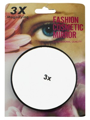 Wholesale Fashion Cosmetics 3X Magnifying Mirror