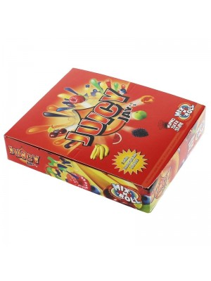 Wholesale Juicy Jay's King Size Slim Flavoured Rolling Paper - Mix'n'Roll