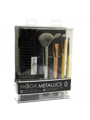 Wholesale Chique Royal Moda Metallics 5PC Brushes Kit