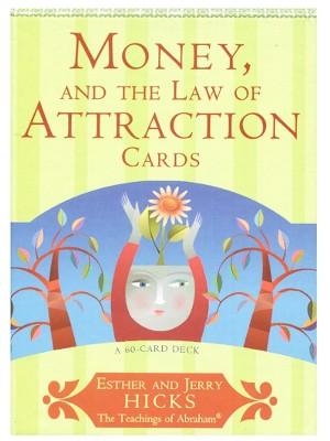 Money And The Law Of Attraction Cards By Esther & Jerry Hicks