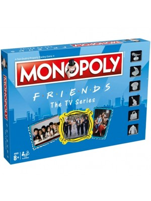 Wholesale Friends Monopoly Winning Moves Board Game