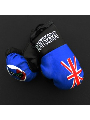 Mini Boxing Gloves - Monserrat