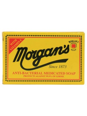 Wholesale Morgan Anti-Bacterial Soap 80g With Vitamin E