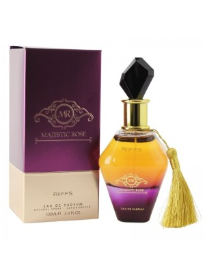 Wholesale RiiFFS Majestic Rose 100ml Eau De Parfum - Unisex