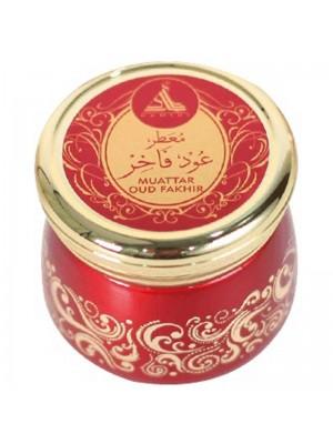 Wholesale Hamidi Muattar Oud Fakhir-40g