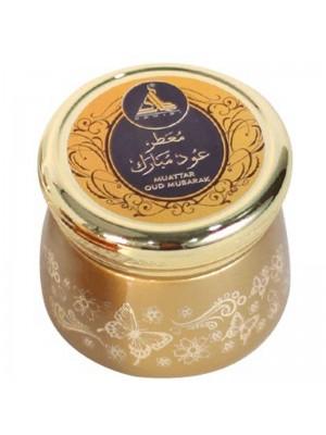 Wholesale Hamidi Muattar Oud Mubarakl-40g