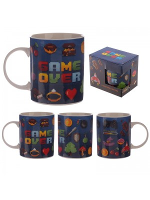 Wholesale Game Over New Bone China Mug