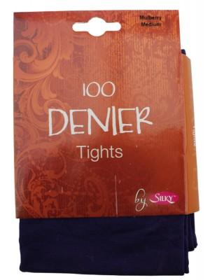 Silky 100 Denier Tights (M)