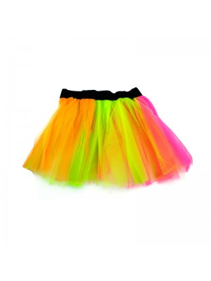 Wholesale Childrens Multi-Coloured Tutus Skirt
