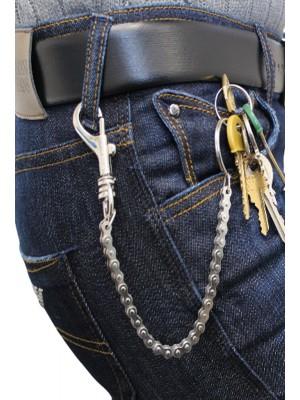 Multi-Purpose Metal Key Rings