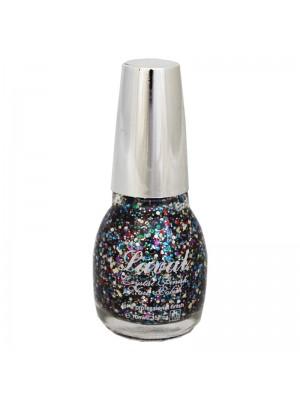 Laval Crystal Finish Nail Polish - Multi Glitter