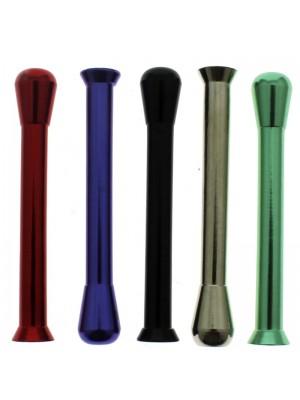 Mushroom Snuff Pipe - Assorted Colours 6cm
