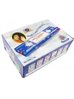 Wholesale Sai Baba Satya Nag Champa Agarbatti Incense Sticks (40g)