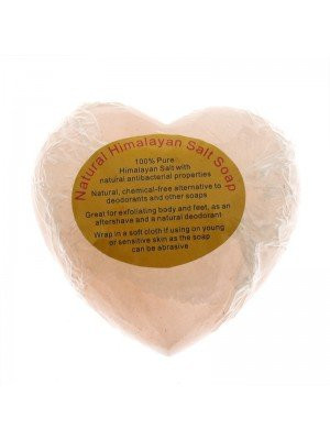 Natural Himalayan Salt Soap - Heart Shape