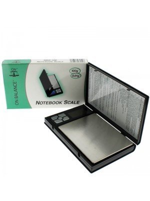 On Balance NBS-100 Notebook Scale(100g x 0.01g)