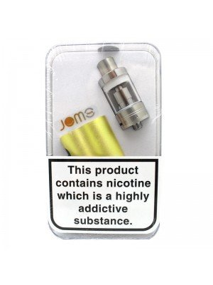 Wholesale Jomo Tech Lite 40S E-Cigarette - Neon Yellow