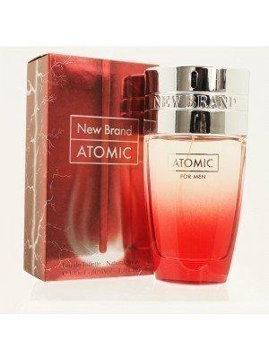 New Brand Men's Perfume- Atomic Eau De Toilette