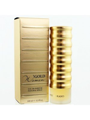 Wholesale New Brand Ladies Perfume - Gold Women