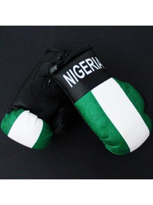 Mini Boxing Gloves - Nigeria