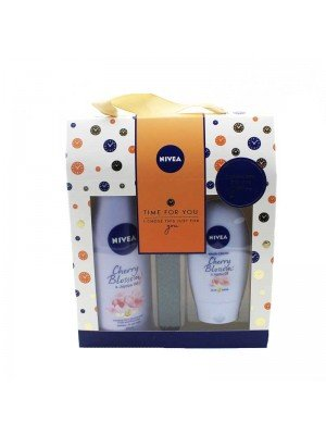 Nivea Cherry Blossom Gift Set