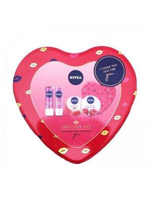 Nivea Luscious Lips Gift Set