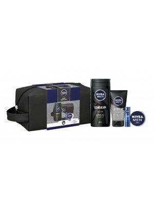 Wholesale Nivea Men Deep Wash 5 Pcs Kit