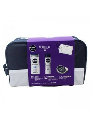 Nivea Men Spruce Up Wash Up Bag