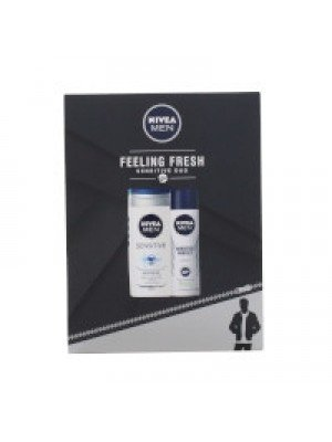 Nivea Men Feeling Fresh Sensitive Duo