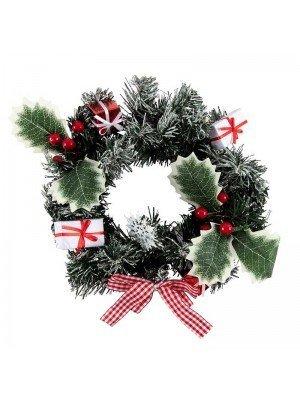 Wholesale Nordic Decorated Wreath -30cm