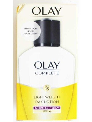 Olay Complete Lightweight 3in1 Moisturiser Day Fluid - Normal/Oily