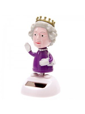 Novelty Dancing Queen Solar Pal Figurine