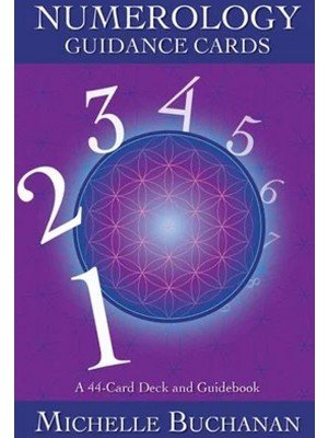 Wholesale Numerology Guidance Cards By Michelle Buchanan