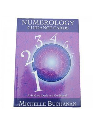 Numerology Guidance Cards By Michelle Buchanan