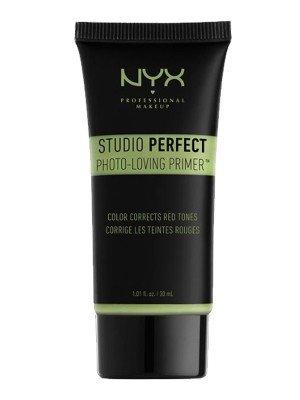NYX Studio Perfect Photo Loving Primer - Green Shade