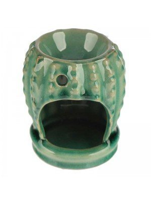 Eden Mini Cactus Ceramic Oil Burner - Assorted Designs
