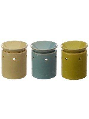 Wholesale Small Ceramic Dot Oil Burner-7.4 X 8cm