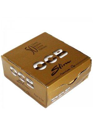 Wholesale OCB King Size Slim R-Paper - Gold