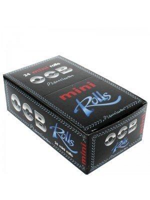 Wholesale OCB Premium 24 Mini Rolls R-Paper