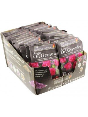 Wholesale The Candle Factory Scented Oil Granules - Assorted