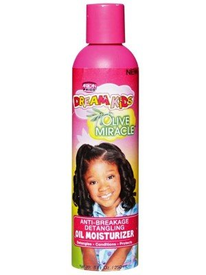 Wholesale African Pride Dream Kids Olive Miracle Oil Moisturizer Lotion - (236 ml )