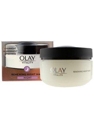 Olay Vitality Renewing Night Mask - 50ml