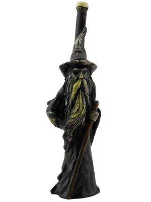 Wooden Smoking Pipe 16cm- Old Man