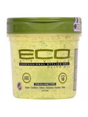 Wholesale Eco Professional Styling Gel - Olive Oil (16 oz)