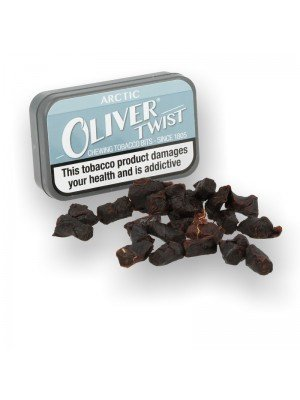 Oliver Twist Chewing Tobacco Bits - Arctic