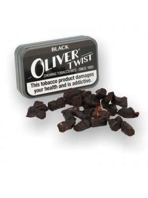 Oliver Twist Chewing Tobacco Bits - Black