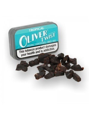 Oliver Twist Chewing Tobacco Bits - Tropical