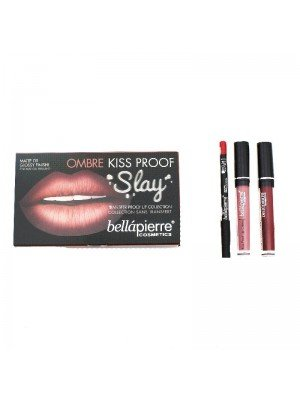 Kiss Proof Slay Lip Collection - Matte/Glossy Finish Ombre